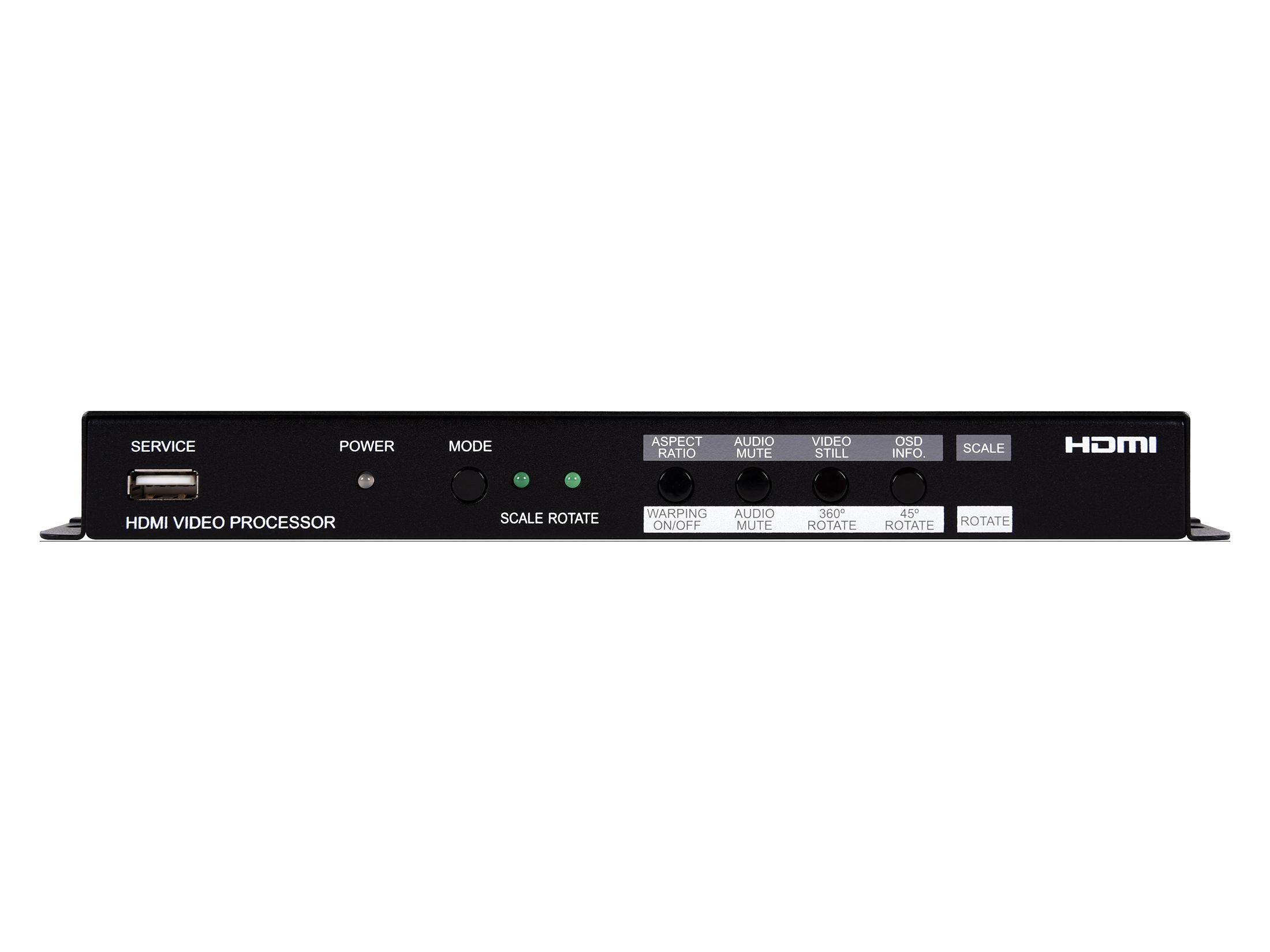 ANI-HDROTATE HDMI Video Wall Rotation Processor by A-NeuVideo