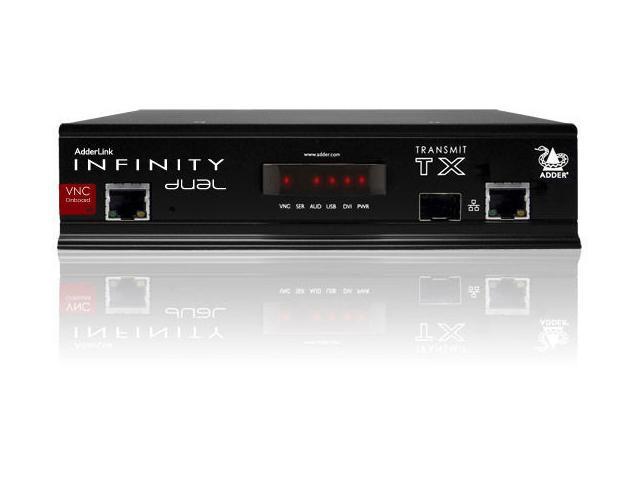 ALIF2112T-US Dual Link DVI/USB/Audio Extender INFINITY by Adder