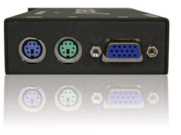 AL-IPEPS AdderLink ipeps KVM over IP Extender Solution/Single User/Single IP by Adder