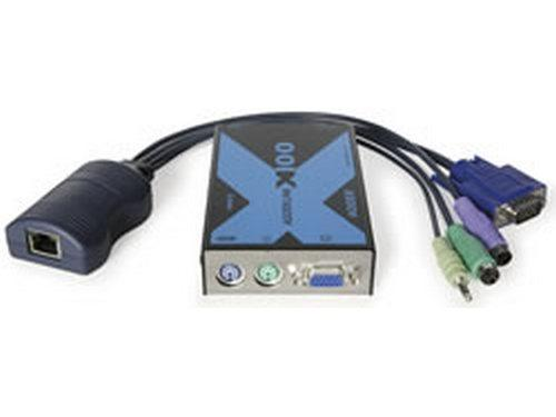 X100-PS2/P-US 165ft PS/2 KVM Extender by Adder