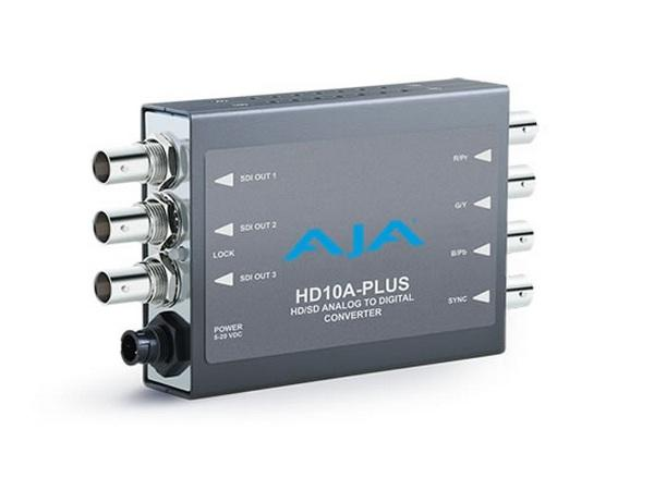 HD10A-Plus Analog to digital HD/SD-SDI Mini-Converter by AJA