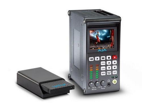 Ki Pro Quad Pro 4K/QuadHD/2K/HD Solid State Recorder by AJA