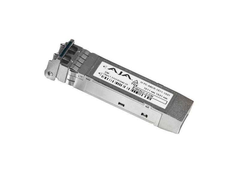 FIB-2CW-5153 CWDM Small Form-Factor Pluggable Module with LC Connector/Single Mode 1511/1531nm by AJA
