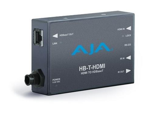 HB-T-HDMI UltraHD/HD HDMI over CAT5 Extender (Transmitter) by AJA