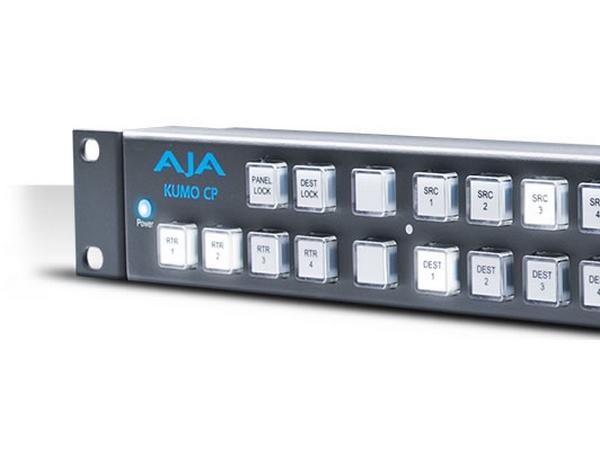 KUMO CP Control Panel for KUMO 3G-SDI/HD-SDI/SDI Routers by AJA