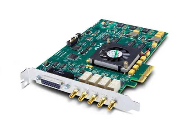 Corvid 24 PCIe Gen 2.0 4x Card for 8/10-bit Uncompressed by AJA