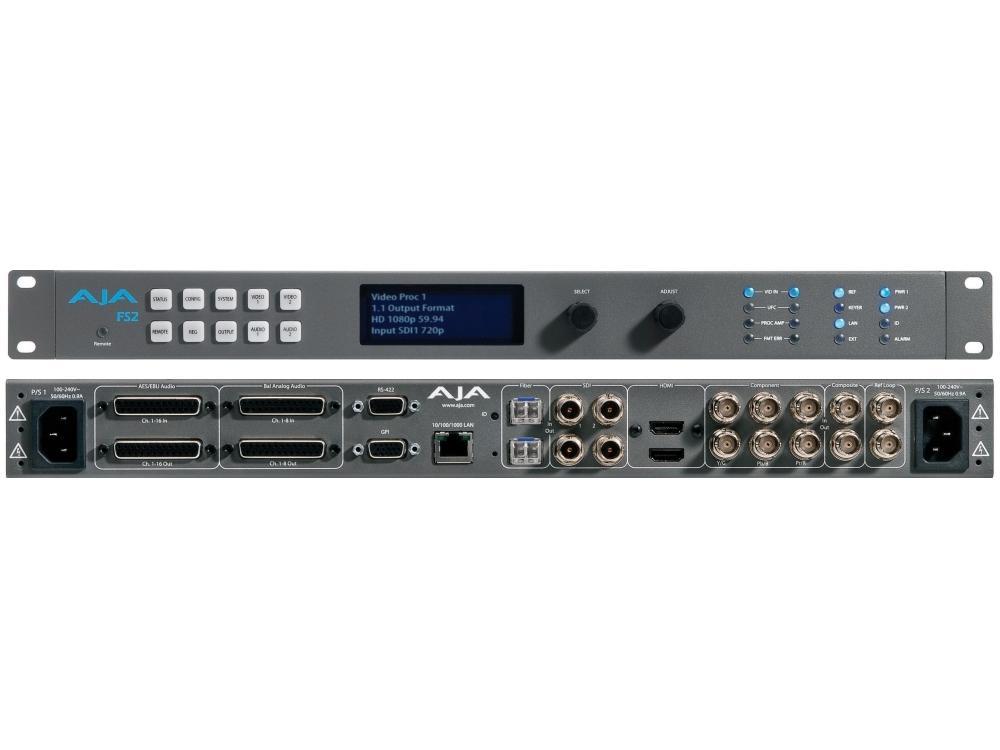 FS2 SDI/HDMI/Fiber Universal Frame Synchronizer/Converter by AJA