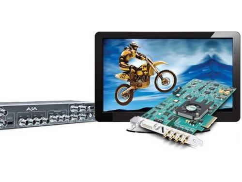KONA 3G 3G-SDI Video I/O Card (10 bit 4:4:4 Video Capture/25p/4k) by AJA
