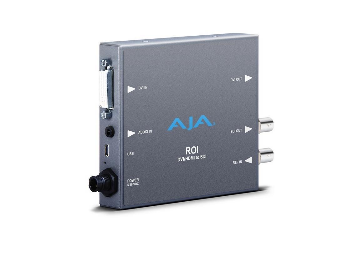 ROI-DVI DVI/HDMI to SDI mini converter by AJA