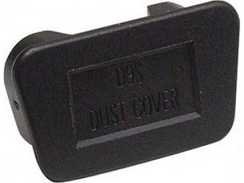 CM11401 9 OR 15 PIN D-SUB COVER (BLACK) by Altinex