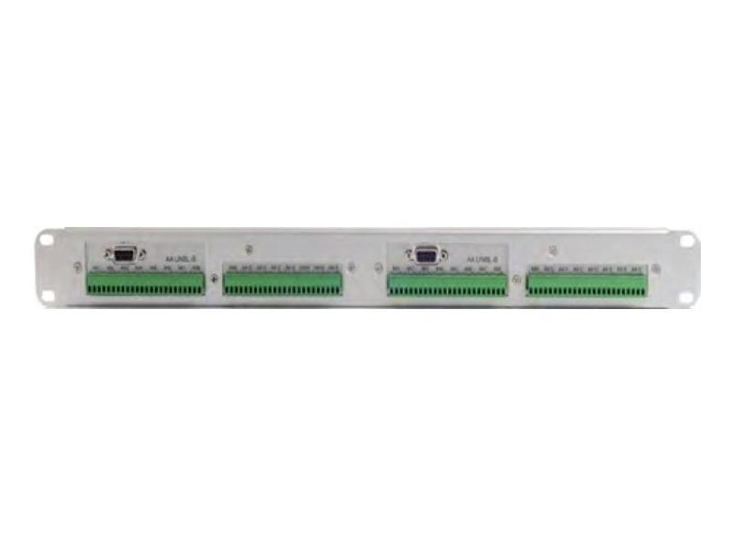 AA-UNBL-S 16 Unbalanced Analog Audio Inputs for LE/LX/LI/DE/DL Series by Apantac