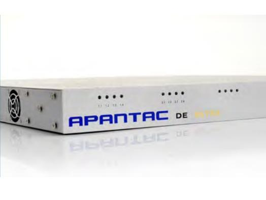 DE-4-ULTRA-PMW-2HD Multiviewer 4 DVI-D/VGA/HDMI w HDCP inputs by Apantac
