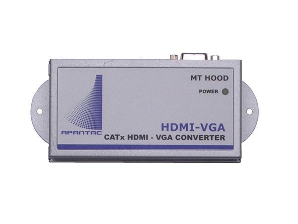 VGA-REC VGA Extender (Receiver) HD15 up to 1920x1200/1080p by Apantac