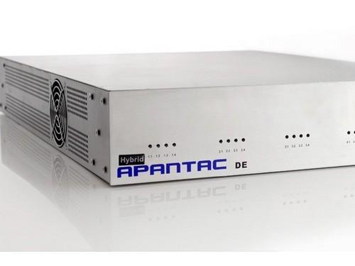DL-4 12 4x12 Hybrid Multiviewer DVI/HDMI/VGA/SDI by Apantac