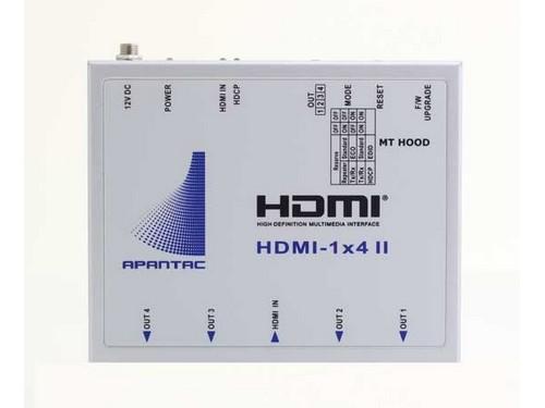 HDMI-1x4-II 1x4 HDMI 1.3 Splitter HDCP/1080p by Apantac