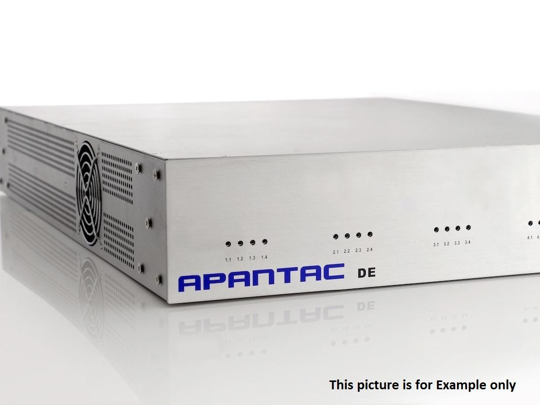 DE-48 48 In DVI-D/VGA/HDMI with HDCP/YPbPr/Composite Multiviewer by Apantac
