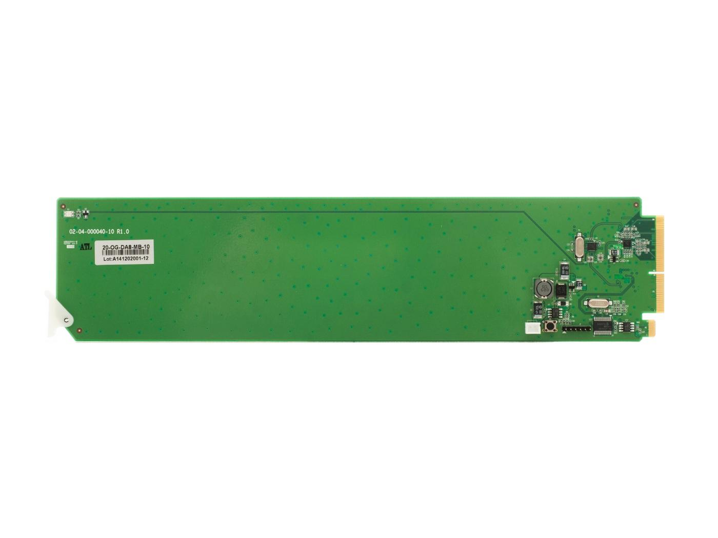 OG-DA-4HD-II-MB Stand Alone 1x4 Reclocking SDI Distribution Amplifier by Apantac