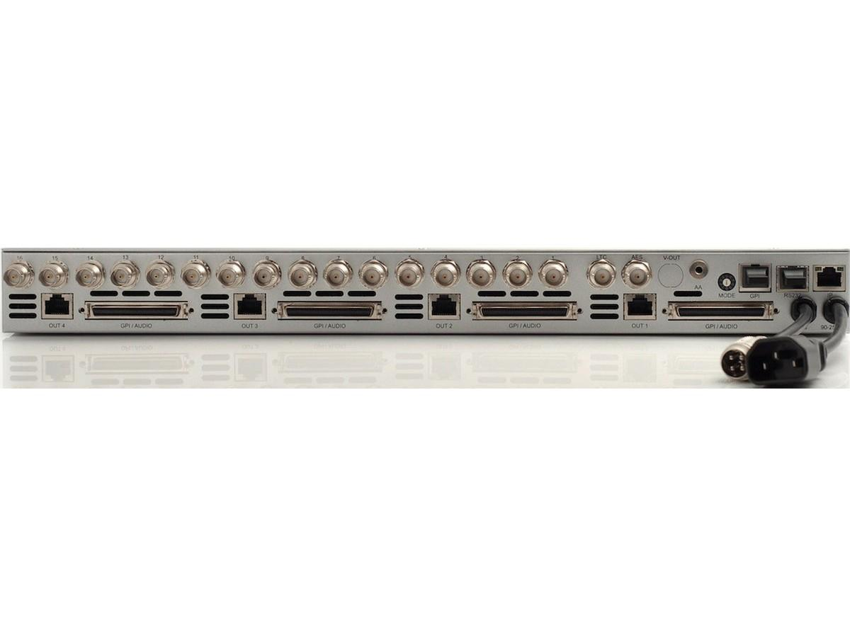 LX-12HD 12 Input HD/SD-SDI MULTIVIEWER w/BUILT IN ROUTER by Apantac