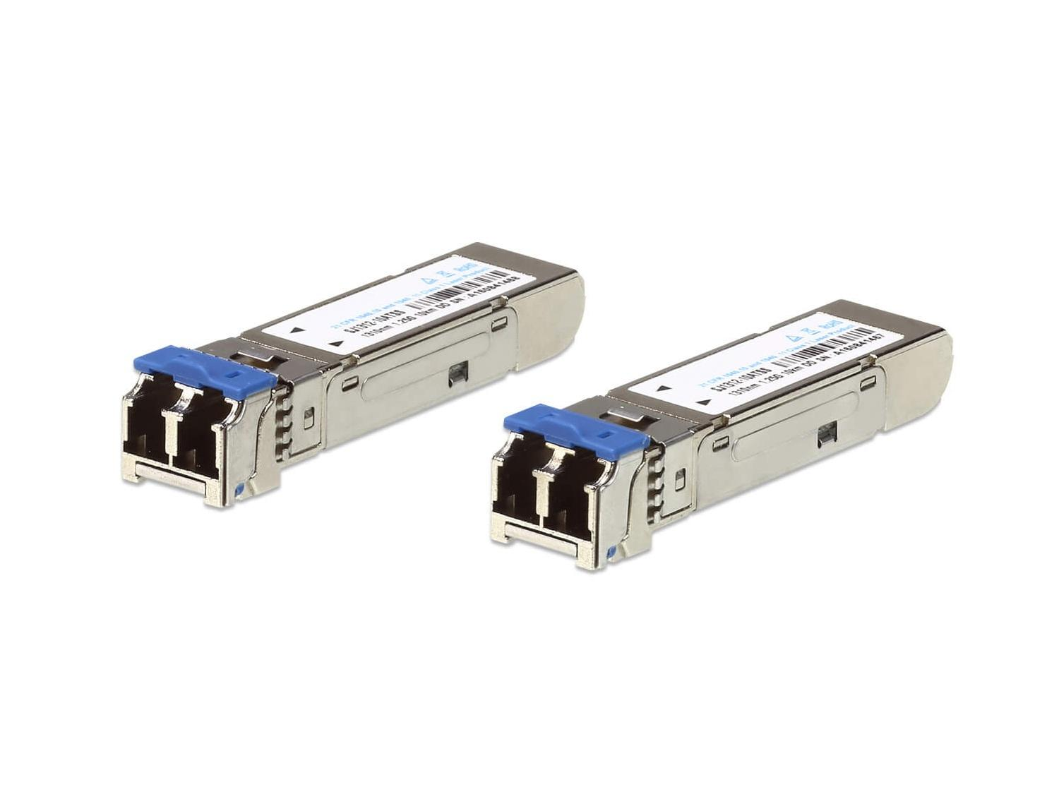 2A-136G Fiber Multi-Mode 1.25G SFP Transceiver Module (550m) (2 pcs per Package) by Aten