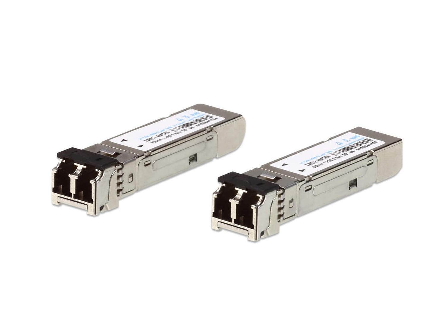 2A-137G Fiber Single-Mode 1.25G SFP Transceiver Module (10KM) (2 pcs per Package) by Aten
