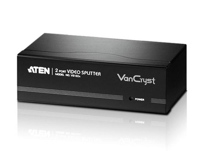 VS132A 2-Port VGA Splitter/450MHz by Aten