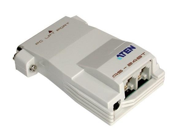 AS248T Flash/Net Printer Network Transmitter by Aten