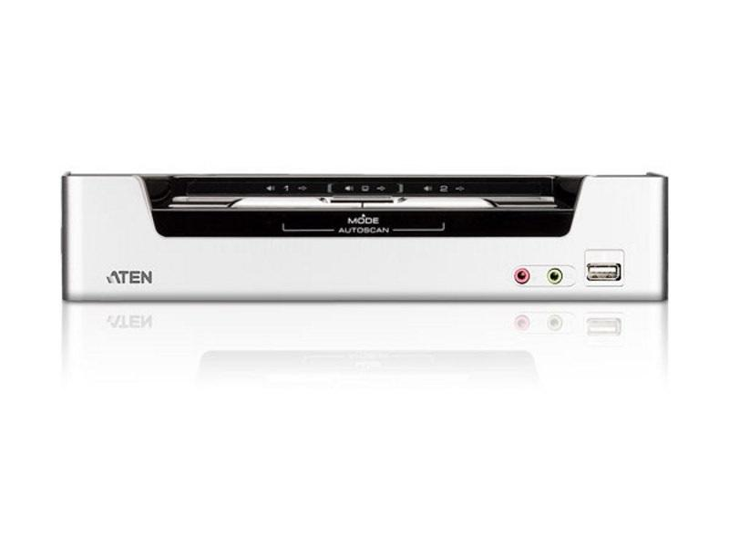 CS1792 2-Port USB HDMI KVMP Switch by Aten