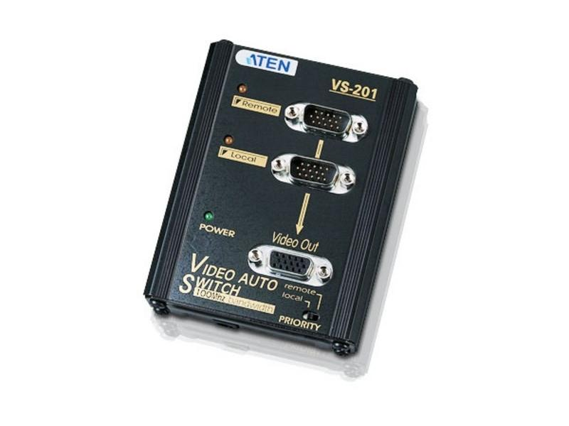 VS201 2 Port VGA Auto Switch by Aten
