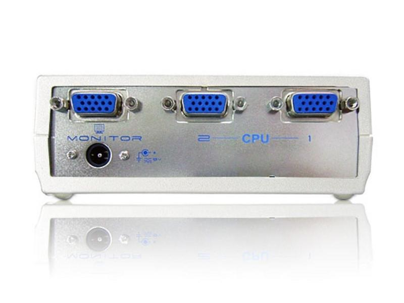 VS291 2 Port VGA Switch by Aten