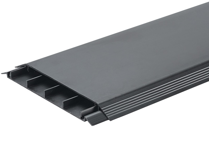 AFR4BCBL6 Panduit Pan-Way Above Floor Raceway Base and Cover/Black by Atlona