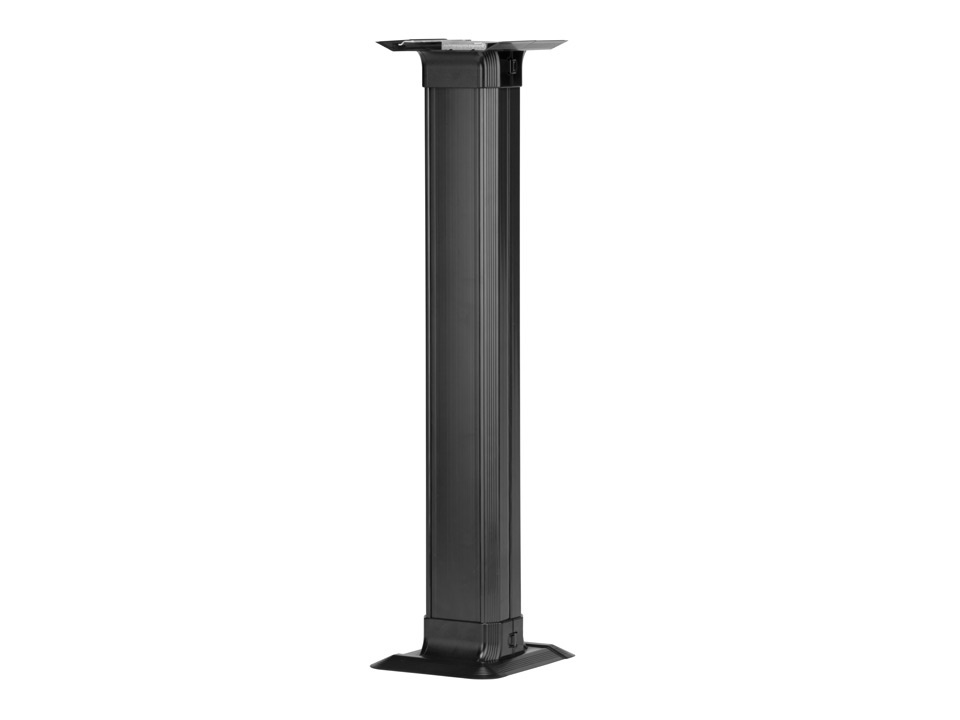 AFR4TBLGBL Panduit Pan-Way Above Floor Raceway Table Leg Fitting/Black by Atlona