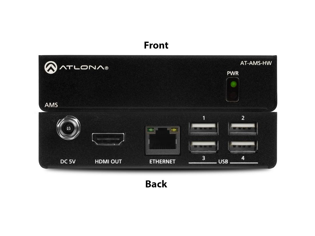 AT-AMS-HW AMS/Management System Server Appliance by Atlona