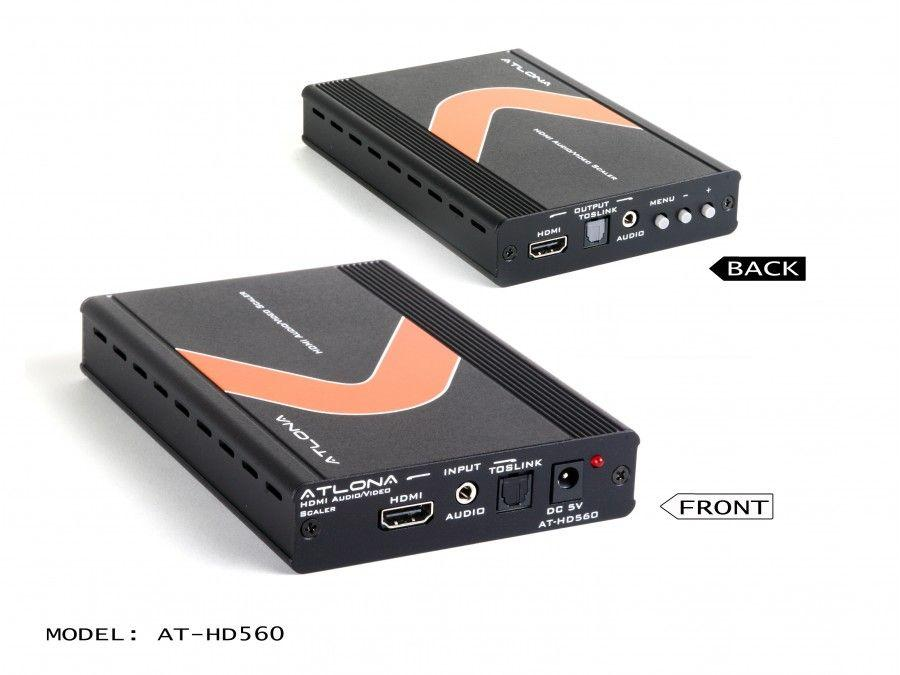 AT-HD560-B Pal HDMI to NTSC HDMI Converter 1080p by Atlona