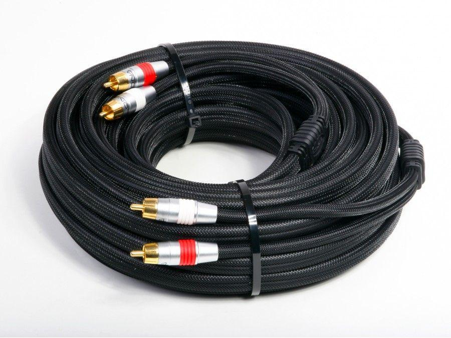 AT22080-7 7M (23Ft) Stereo Audio Cable by Atlona