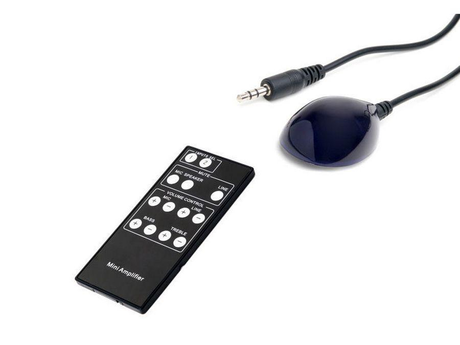 AT-PA1-IR-G2 IR Remote Control for AT-PA100-G2 by Atlona