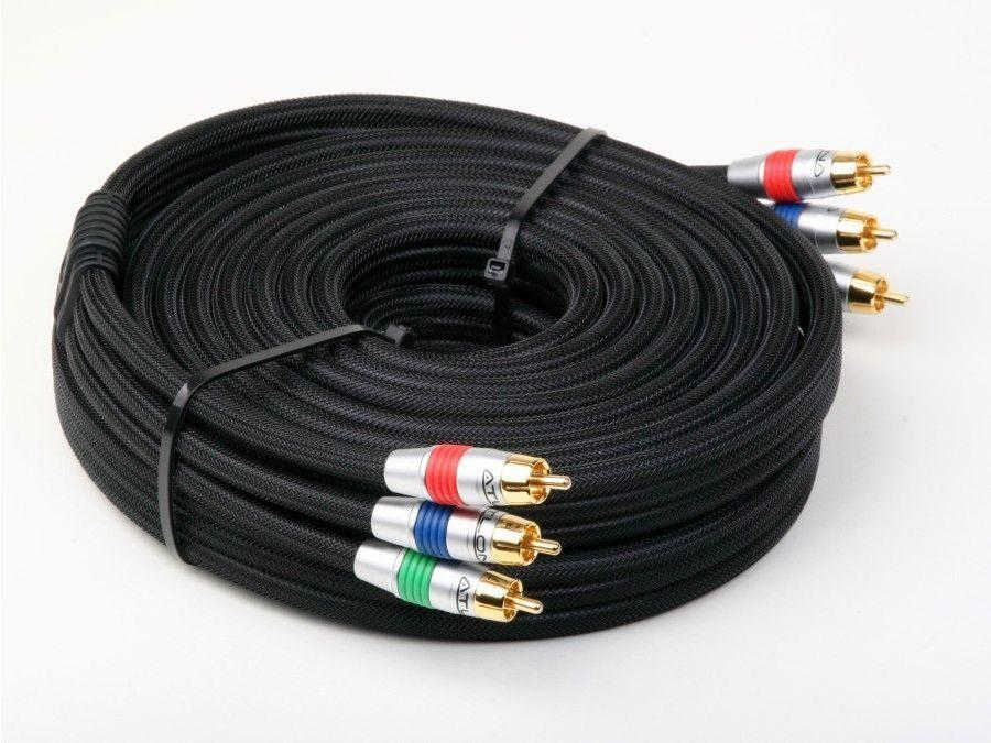 AT19062-7 7M (23Ft) Component Video Cable by Atlona
