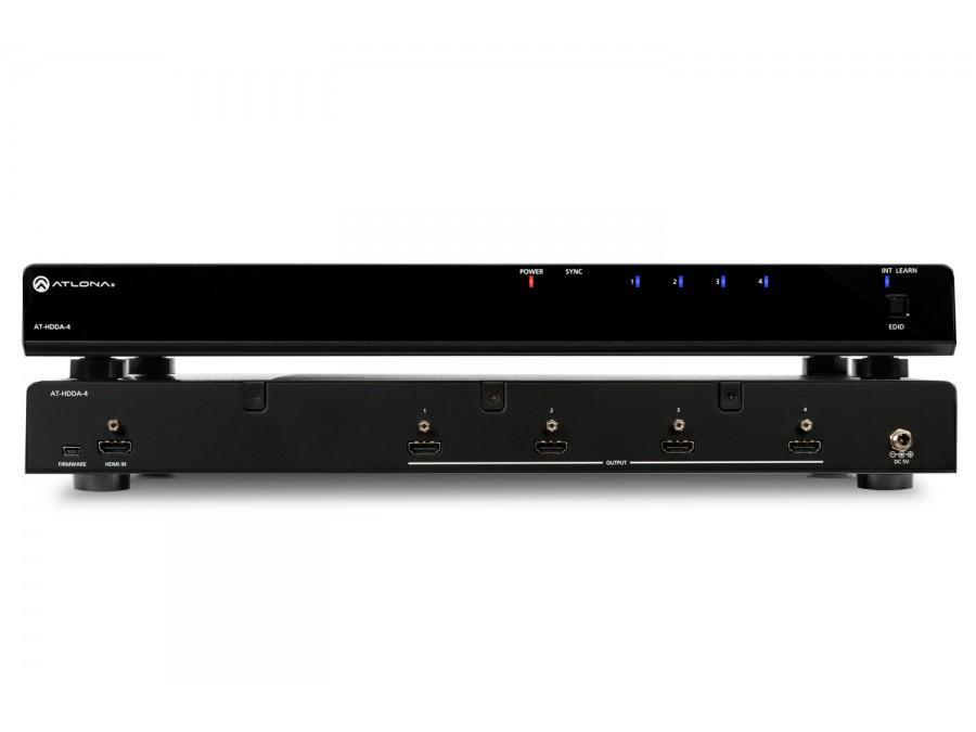 AT-HDDA-4-b 1 by 4 HDMI Distribution Amplifier by Atlona