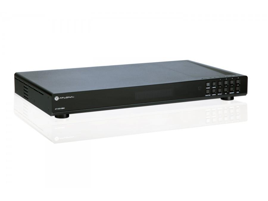 AT-H2H-88M-b 8x8 HDMI Matrix Switcher by Atlona