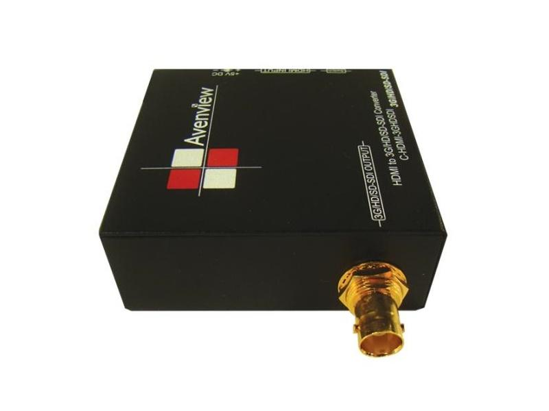 C-HDM-3GHDSDI HDMI to 3G/HD/SD-SDI Converter by Avenview