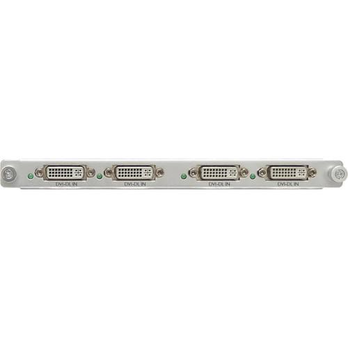 DVI AVXWALL-4IN 4 Channels DVI/HDCP Input Card by Avenview
