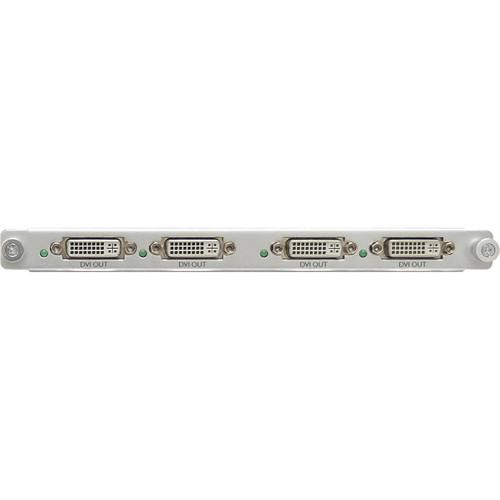 DVI-AVXWALL-4OUT 4 Channels DVI-I Output card by Avenview