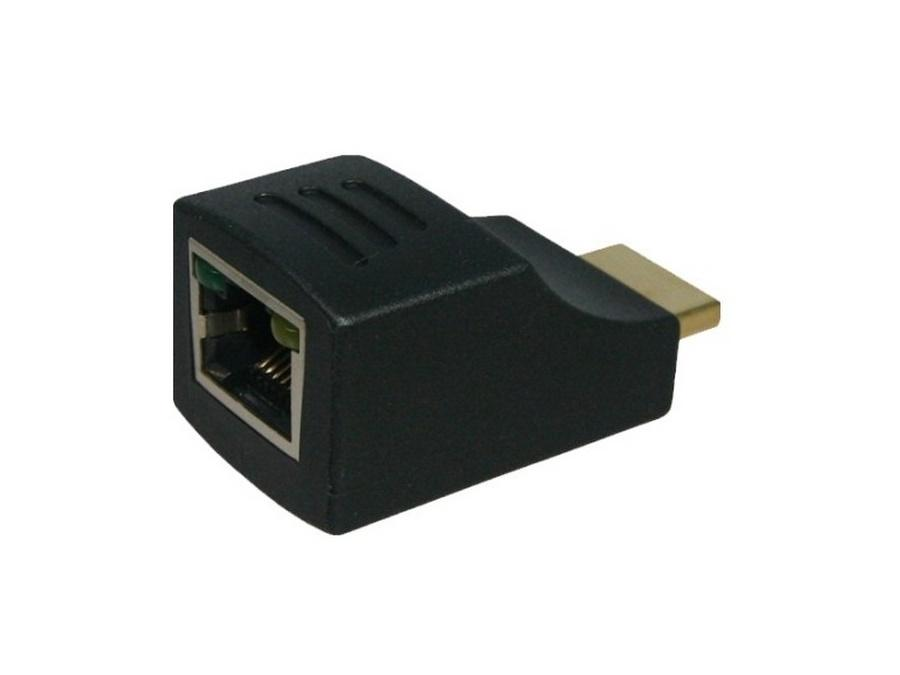 HDM-C5-R-M HDMI 1.3 Short Range Receiver over Single CAT5/CAT6 by Avenview