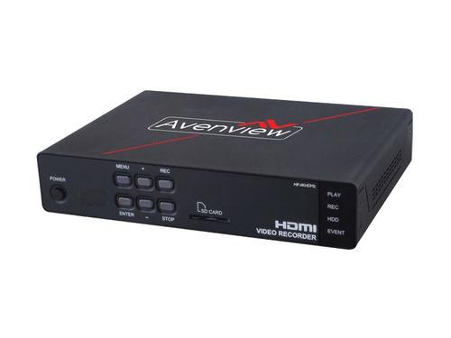 MP-4KHDM2 HDMI 4K Digital Video Player and Recorder by Avenview
