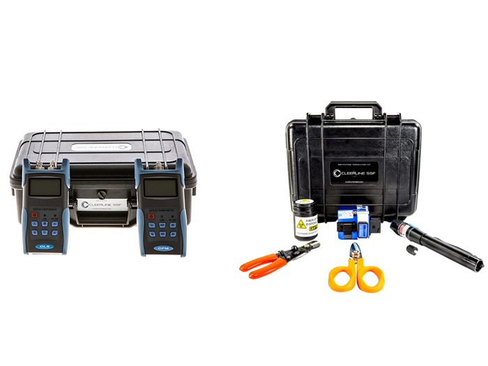 AC-BTFO-TEST-TERM Combo Fiber Optic Test and Termination Kit by AVPro Edge