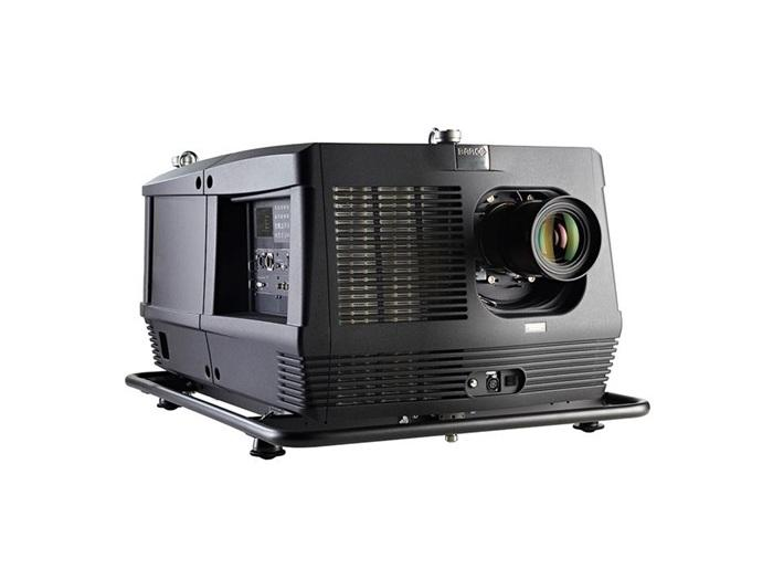 R9004520B1 HDF-W22 22000 lumens WUXGA 3-chip DLP projector with lens by Barco