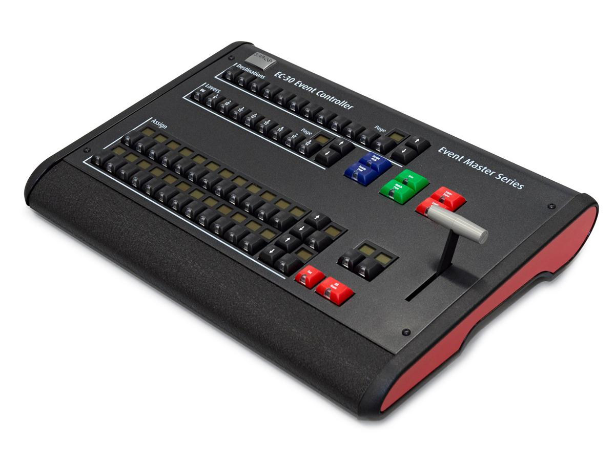 R9004783 EC-30 Small Event Controller by Barco