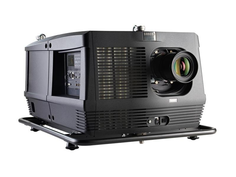 R9004530B1 HDF-W26 26000 lumens WUXGA 3-chip DLP projector with lens by Barco