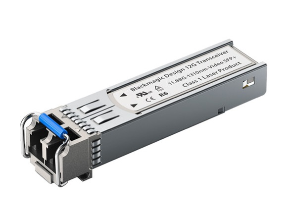 BMD-ADPT-12GBI/OPT Adapter - 12G BD SFP Optical Module by Blackmagic Design