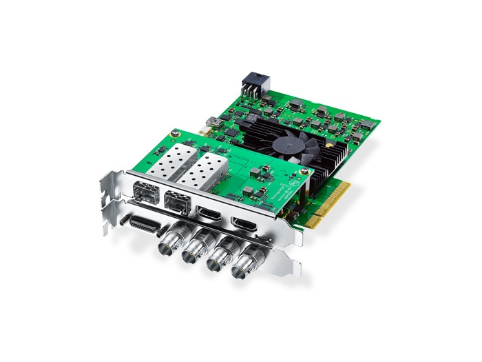 BMD-BDLKHDEXTR4K12G DeckLink 4K Extreme 12G Capture and Playback Card by Blackmagic Design