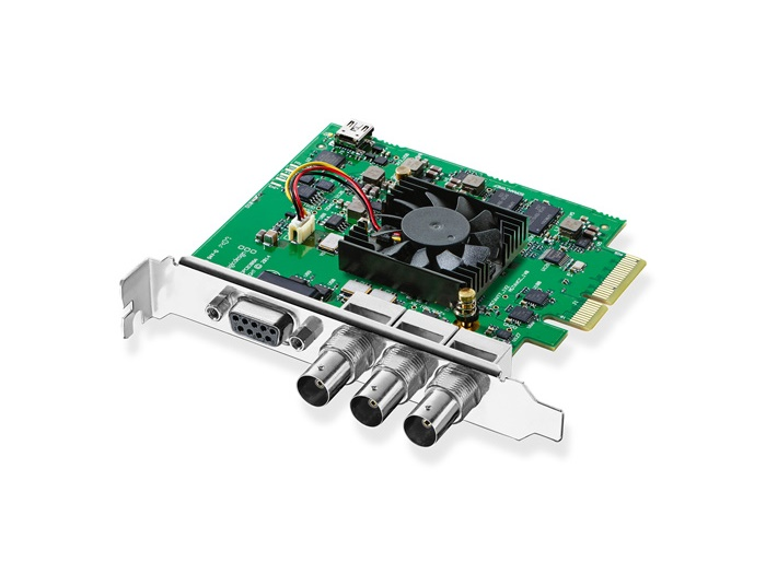 BMD-BDLKSDI4K DeckLink SDI 4K Capture and Playback Card by Blackmagic Design